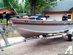 1991 Alumacraft Lunker V16 LTD Fishing Boat