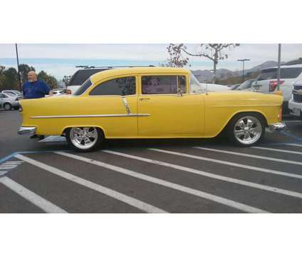 1955 Chevy Belair is a 1955 Chevrolet Bel Air Classic Car in San Diego CA