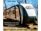 2017 Forest River Vibe 272BHS