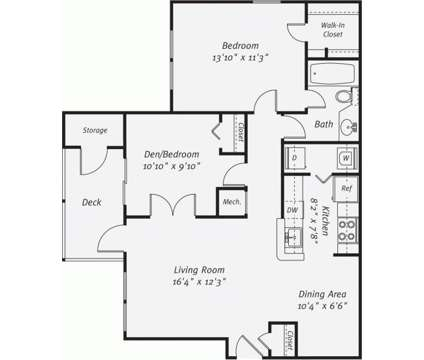 1 Bed - Avalon at Fairway Hills at 5441 Columbia Rd in Columbia MD is a Apartment