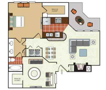 2 Beds - The Vineyards at Forest Edge at 9669 Forest Lane in Dallas TX is a Apartment