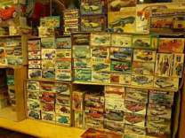 Wanted - Old Plastic Model Car Kits and Collections for Consignment Sale