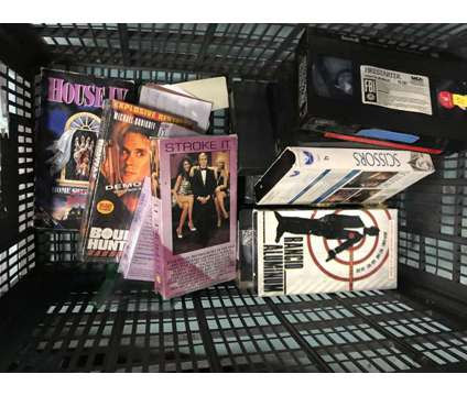 USED VHS Tapes For Sell-$6.99 each VHS tape is a Artist News & Announcements listing in Orland Park IL