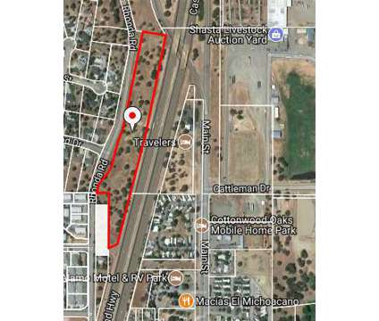 Land for Sale Cottonwood Ca Freeway Exposure Commercial PD in Redding CA is a Land