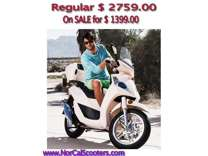 """Sweet 16"""" wheel 150cc Scooter sale FINANCING AVAILABLE"""