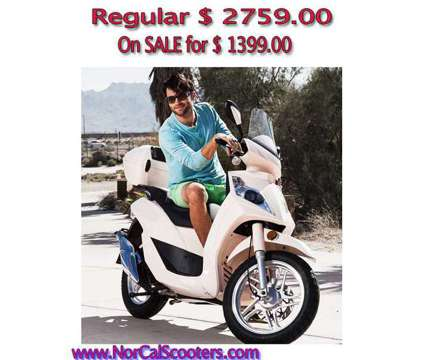 "Sweet 16"" wheel 150cc Scooter sale FINANCING AVAILABLE is a 2018 Scooters & Moped in Sacramento CA"