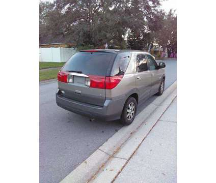 2002 Buick Rendezvous is a 2002 Buick Rendezvous SUV in Holiday FL