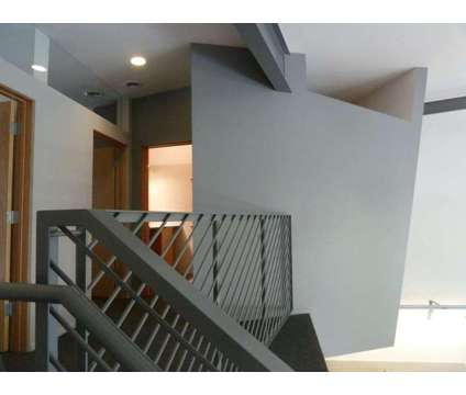 downtownEVANSTON (THE BEST architect designed live/work LOFTS) at 1629 Oak, Evanston, Il 60201 in Evanston IL is a Apartment