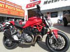 2018 Ducati MONSTER 821 821
