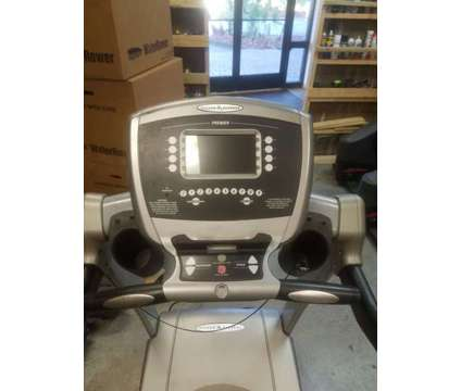 Vision Fitness T9500 Treadmill w/orthopedic belt is a Sports Equipments for Sale in Mount Pleasant SC
