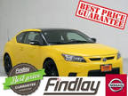 2012 tC Scion Base 2dr Coupe 6A High Voltage Yellow Coupe FWD I4 2.50L