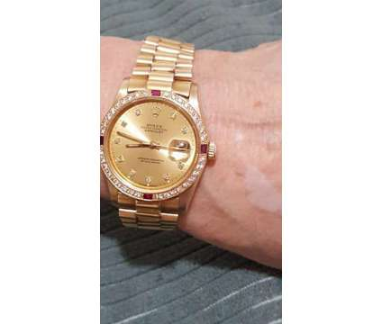 Rolex-Super President is a Watches for Sale in San Jose CA