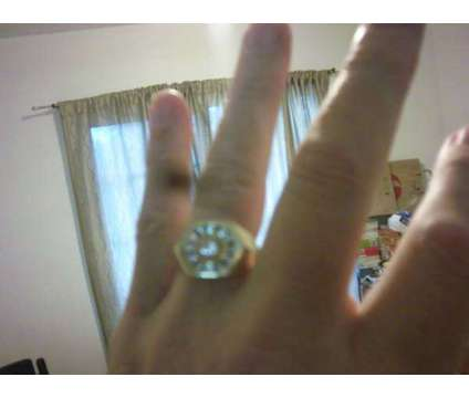 Custom Men's Ring -40 yrs Old is a Rings for Sale in San Jose CA