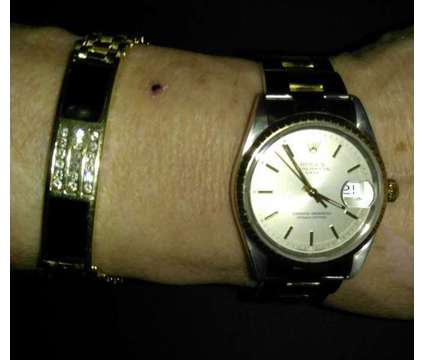 Rolex-14k dia/Bracelet is a Watches for Sale in San Jose CA
