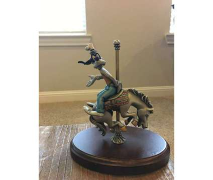 Disney Chilmark Pewter Figurine is a Collectibles for Sale in Houston TX