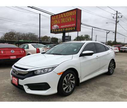 2016 Honda Civic EX Sedan CVT is a 2016 Honda Civic EX Sedan in Houston TX