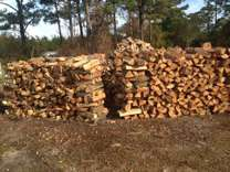 Firewood- Already Split- Free Delivery - Cold is still here