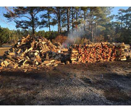 Firewood-Already Split- Free Delivery is a Lawn, Garden & Patios for Sale in Morehead City NC