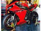 2014 Yamaha Super Sport