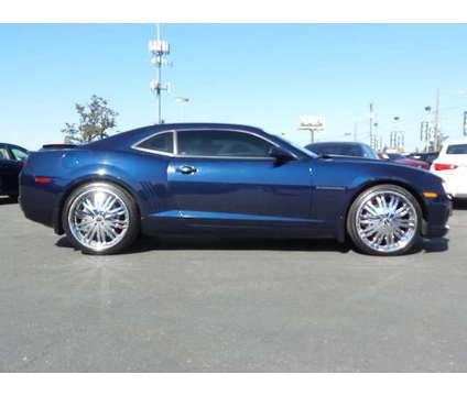 Clean 2011 Chevrolet Camaro SS - I FINANCE EVERYONE is a 2011 Chevrolet Camaro SS Coupe in Tacoma WA