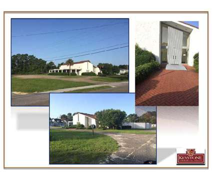 Former Church@65th-9,740sf Building-Property For Sale-Myrtle Beach at 701 65th Avenue in Myrtle Beach SC is a Office Space for Sale