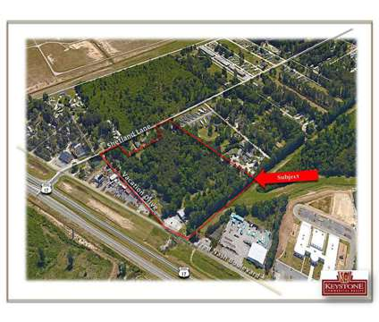 Airport Dev Tract-12.80 Acres-Land For Sale-Myrtle Beach at 2525 Vacation Drive in Myrtle Beach SC is a Land