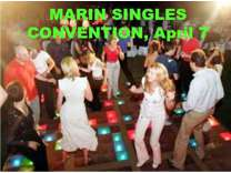 Marin Singles Convention - Largest Annual Party