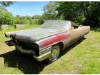 1965 Cadillac DeVille Series 62 TWO car deal 1965