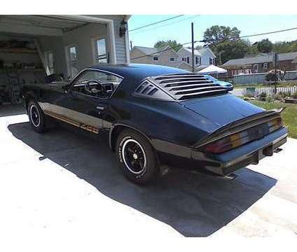 Black Chevrolet Ca ma r o is a Black 1981 Classic Car in Atlanta GA