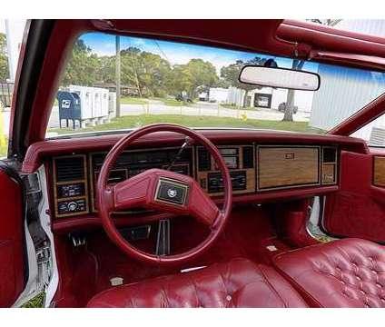 White Cadillac E l d o r a d o is a White 1985 Car for Sale in Enterprise AL
