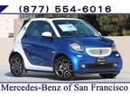 2018 Smart fortwo electric drive passion passion 2dr Cabriolet