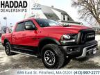 2016 Ram Ram Pickup 1500 Rebel 4x4 Rebel 4dr Crew Cab 5.5 ft. SB Pickup