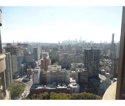 Unbelievable Oversized 1 Bed 1.5 Bath In The Sky on 46th Floor at 330 East 38th Street in New York NY is a Condo