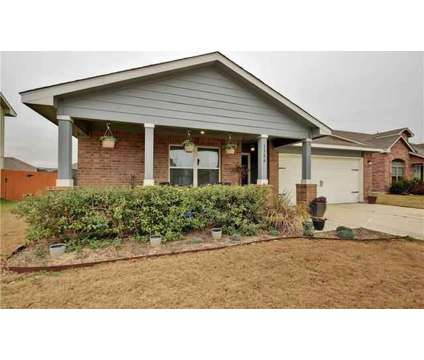Beautiful, clean & well maintained home. Owners added many upgrades including at 1384 Twin Cv in Kyle TX is a Single-Family Home