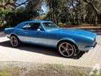 1968 Chevrolet Camaro RS/SS Blue