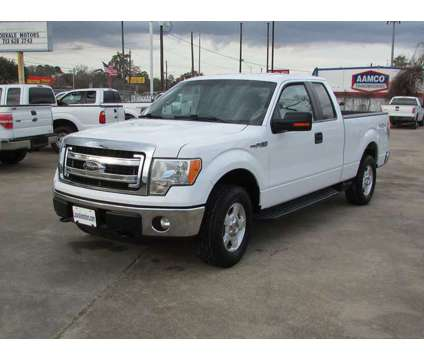 2013 Ford F-150 4x4 Supercab is a 2013 Ford F-150 Truck in Houston TX