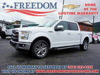 2017 F-150 Ford 4x4 Lariat 4dr SuperCrew 5.5 ft. SB