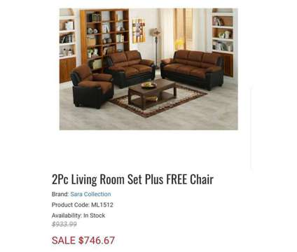 Peanut Butter & Chocolate Couch is a Couches for Sale in Houston TX