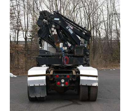 8925 - 2007 Sterling Tractor; Hiab 244e5-Hipro Knuckleboom; 9.5 Ton is a 2007 Thunder Mountain Sterling Crane Truck in Hatfield PA