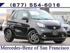 2018 fortwo electric drive Smart passion 2dr Cabriolet