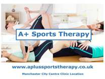 Prize Draw for a Therapy Treatment of your choice