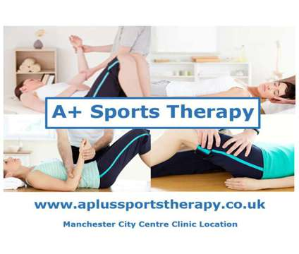 Prize Draw for a Therapy Treatment of your choice is a Medical Care service in Manchester MAN