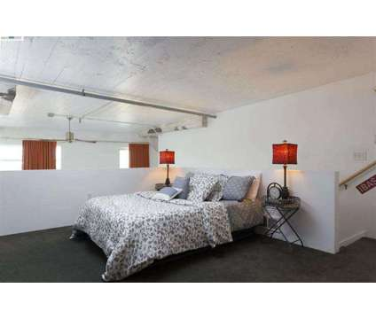 Sunny, Open Floor Plan, pet friendly Loft - move in ASAP at 1201 Pine Street Apt. 348 in Oakland CA is a Apartment