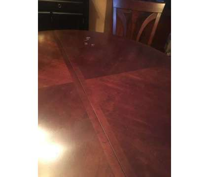 Round Dining Room table is a Brown Tables & Stands for Sale in Edina MN