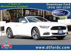 2016 Ford Mustang White, 29K miles