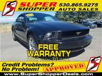 Used 2005 Ford Mustang Deluxe Convertible 2D