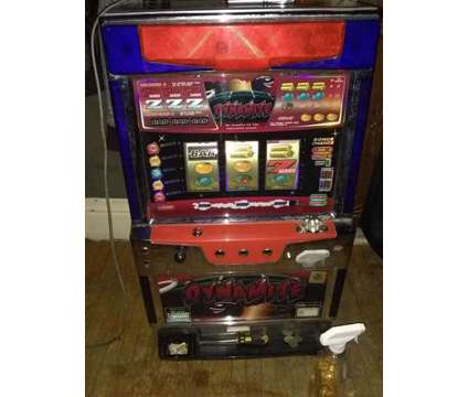 Slot machine is a Collectibles for Sale in Davenport IA