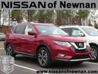2017 Nissan Rogue Hybrid Red, new