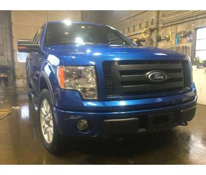 2010 Ford F150 SuperCrew FX4 4X4 is a 2010 Ford F-150 SuperCrew Truck in Moscow ID