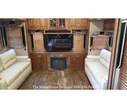 2017 K-Z Durango Gold G381REF + 2015 Ford F-350 Available is a Gold 2017 Travel Trailer in Denton MD
